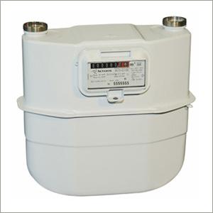 Commercial Diaphragm Gas Meter