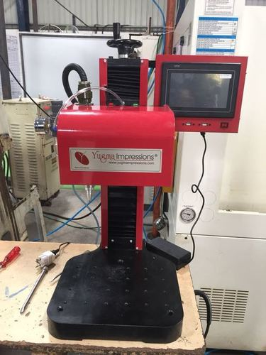 Touch Monitor Metal Engraving Machines