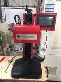 Monitor Metal Engraving Machine