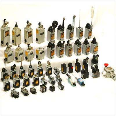 COMMON TYPES OF LIMIT SWITCHES