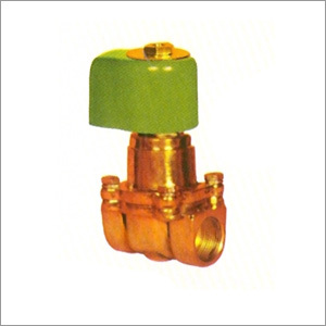 2 Way Servo Operated Solenoid Valves