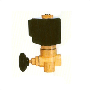 Flow Control Two Way Solenoid Valve