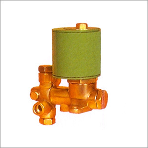3 Way Lever Operated Solenoid Valves