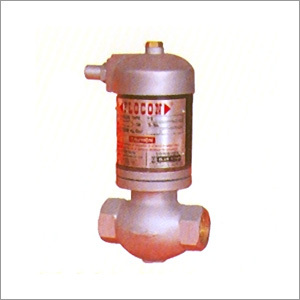 Two Way Servo Operated Solenoid Valve