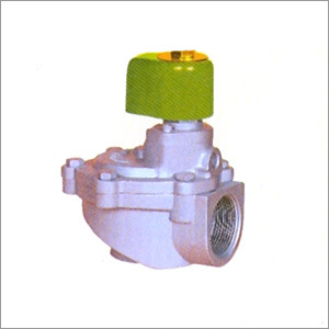 Two Way Pulse Internal Pilot Solenoid Valve