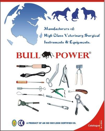 Veterinary Instruments & Equipments