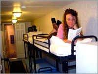 Lodging Bedding cabins