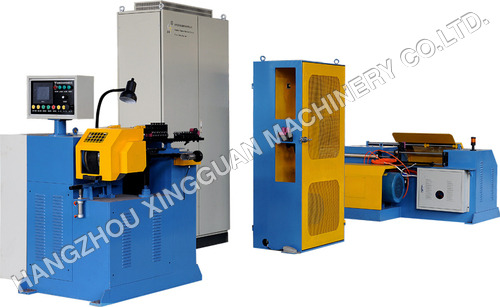 Mig Wire Co2 Wire Respooling Line Layer Winding Mc