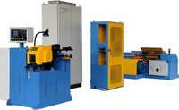 MIG Wire CO2 Wire Respooling Line Layer Winding Machine