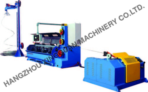 Aluminium Alloy Wire Drawing Machine