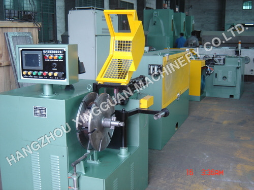Wire Re-spooling rewinding Machines