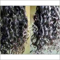 Single Drawn Remy Curly Hair