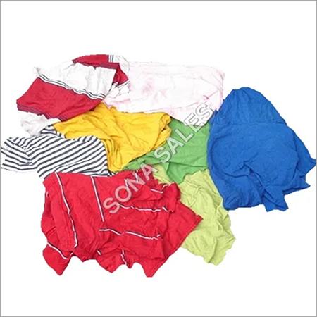Colour T-Shirt Rags Wiper