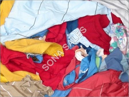 Mix Chindi Cotton waste