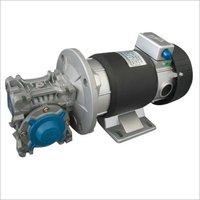 Permanent Magnet Dc Worm Gear Motor