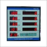 Flow Indicator & Totalizer