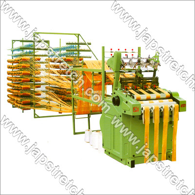Ribbon Narrow Fabric Loom