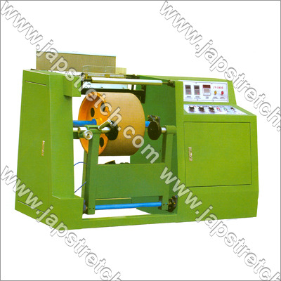 High Speed Pneumatic Warping Machine
