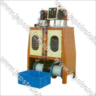 High Speed Zipper Coil Forming Machine