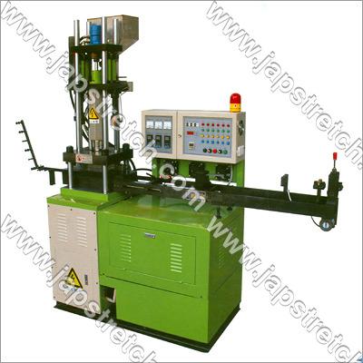 Plastic Zipper Injection Moulding Machine