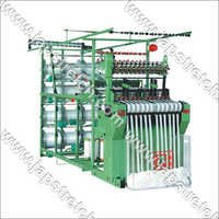 High Speed Without Shuttle Needle Loom