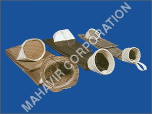High Temperature Fiberglass Filter Bags