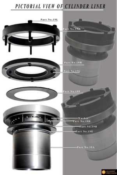 Cylinder Liner & Assembly