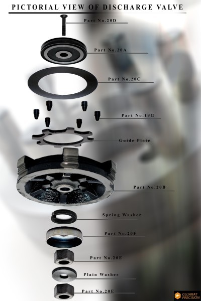 Discharge Valves & Assembly