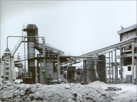 Paper Plant Conveying System