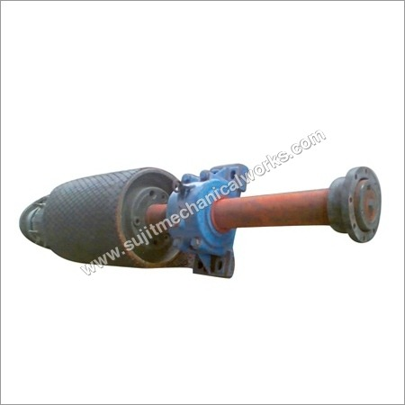 Conveyor Pulley & Idlers