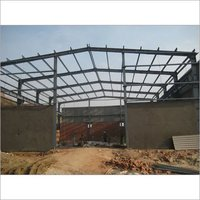 Pre-Engineering Steel Buildings Structure