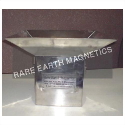 Industrial Chute Magnetic Separators