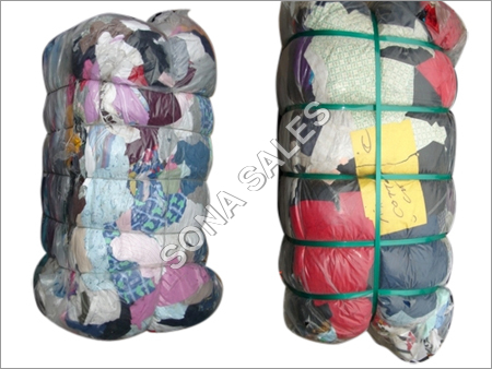 Cotton Cloth Whiper Bales