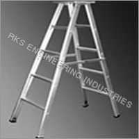 Aluminium Self Supporting Platform Ladder