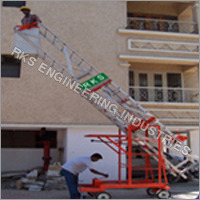 Heavy Duty Platform Ladder