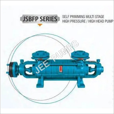 Boiler Feed Self Priming Pumps