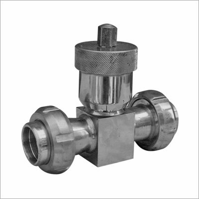 SS Micro Regulating Valve