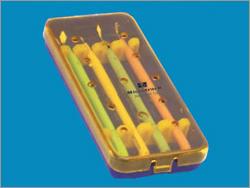 Sterilization Tray for Small Incision Blades