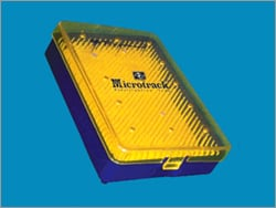 Sterilization Tray for Surgical Instruments