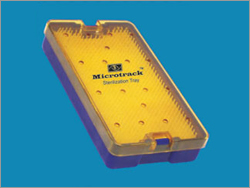 Sterilization Tray with Double Matte