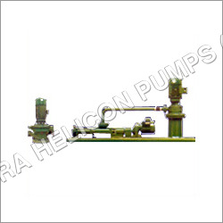 Triple Action Macerator Pump