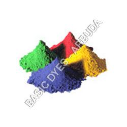 Colors Basic Dyes