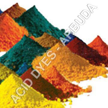 Colors Acid Dyes