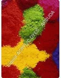 Industrial Liquid Acrylic Dyes