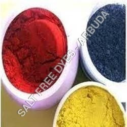 Salt Free Food Dyes