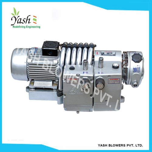 Vacuum Pressure Pump Head