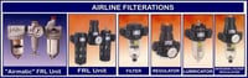 Air Filtration Regulators