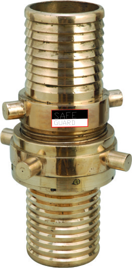 Hard Suction Hose Couplings