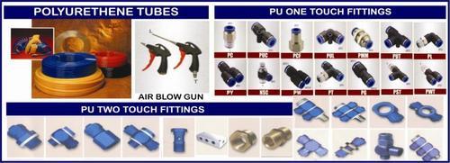 PU Tube Fittings