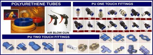 PU Tube Fittings